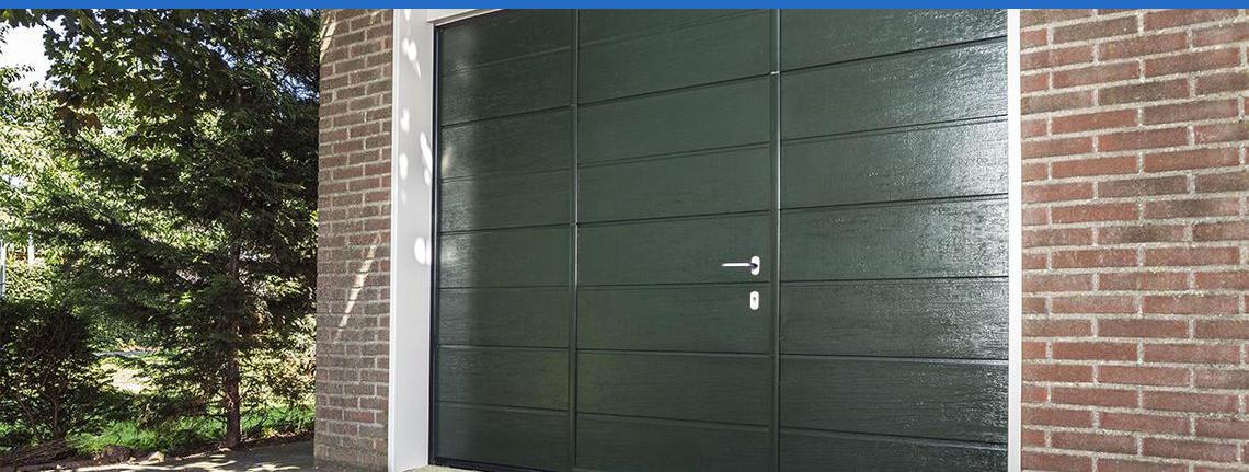 Garagedeuren novoferm for Holland deuren service