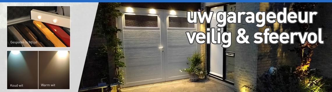 Vaak Openslaande garagedeuren (Duoport) | Novoferm @SZ51