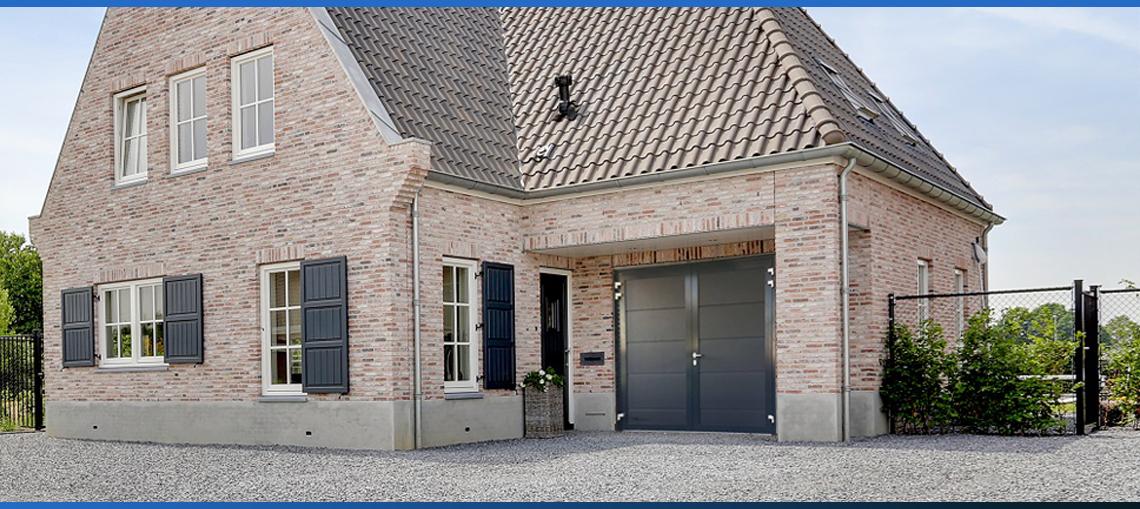 Garagedeur aansluiting